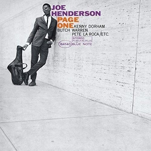 Joe Henderson - Page One [New Vinyl]