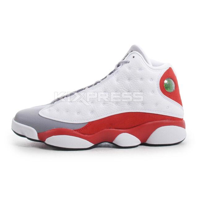 Nike Air Jordan 13 Retro [414571-126] Basketball White/Black-True