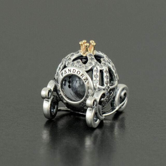 Pandora Women Silver Bead Charm - 791573CZ L5XUnJVn