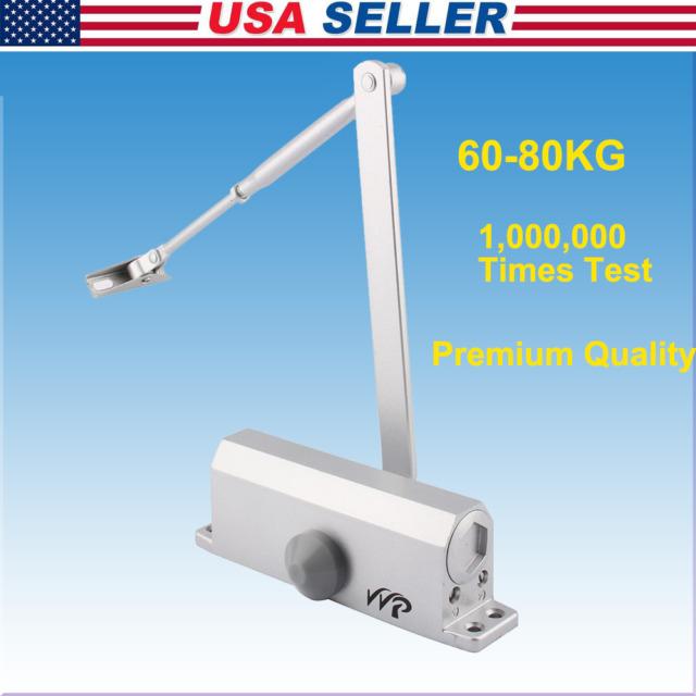 60-80kg Adjustable Commercial Overhead Door Closer Heavy Duty ...