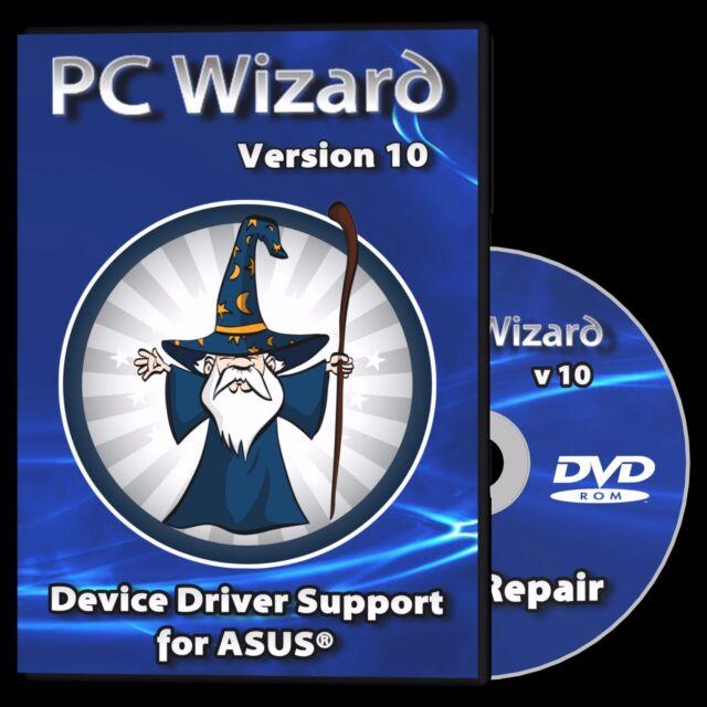 Asus Installation Wizard Windows 10 Download