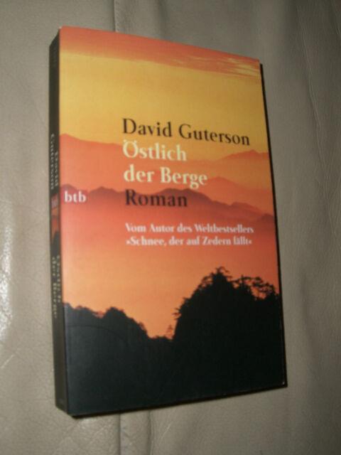 David Gutterson: Östlich der Berge