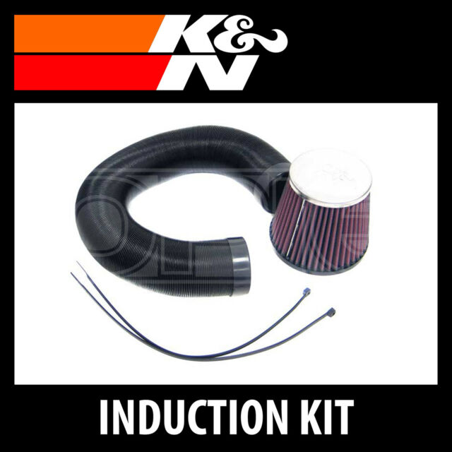 K&N 57i Performance Air Induction Kit 57-0299 - K and N High Flow Original Part