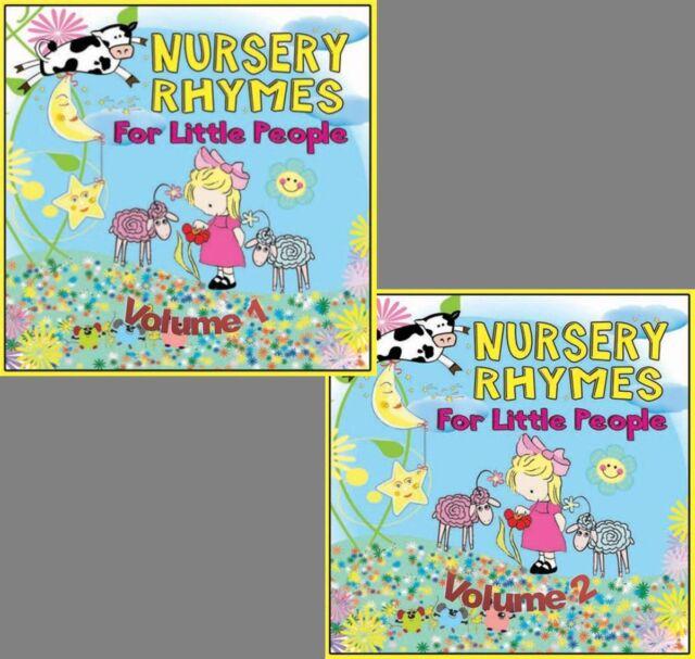 100 Childrens Singalong Songs Nursery Rhymes Audio Cd Free P