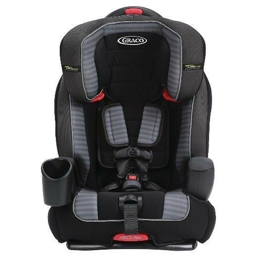 Graco Nautilus 3-in-1 Car Seat With Safety Surround | eBay