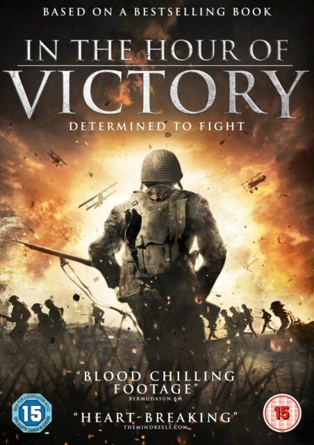 In The Hour Of Victory (DVD) (NEW AND SEALED) (REGION 2) (FREE POST)