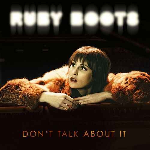 Ruby Boots - Don't Talk About It [New CD] Digipack Packaging