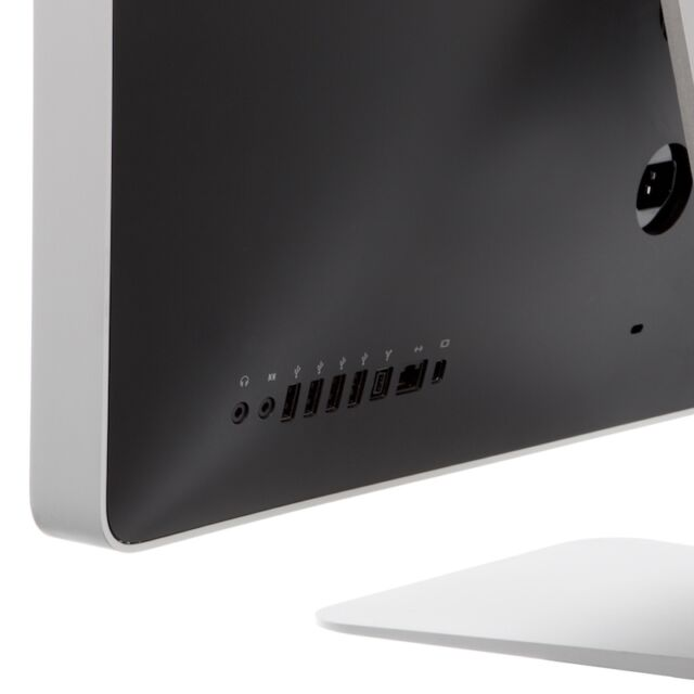 how to set up a monitor on imac 2009