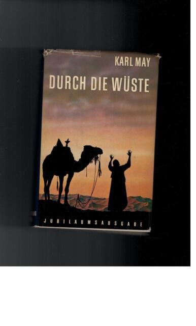Karl May - Durch die Wüste   - 1962