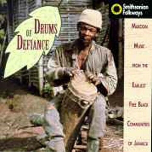 Various Artists - Jamaican Drums of Defiance / Various [New CD]