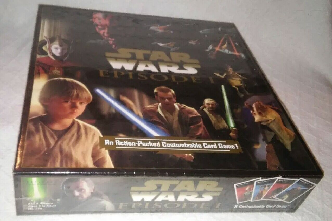 star wars episode 1 card game