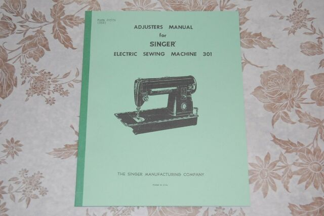 Adjusters Timing Adjusting Service Manual For Singer 40 40a Sewing Unique Singer Sewing Machine Service Manual