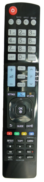 *Brand New* LG  AKB73615306 Replacement Remote Control for 50PB660V LED TV