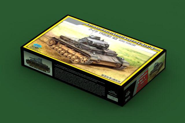 Hobbyboss 1/35 80131 German Panzerkampfwagen IV Ausf B