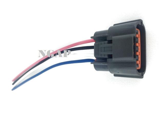 s l640 6 wires distributor plug pigtail fits 95 98 nissan 240sx ka24de ka24de wiring harness for sale at readyjetset.co