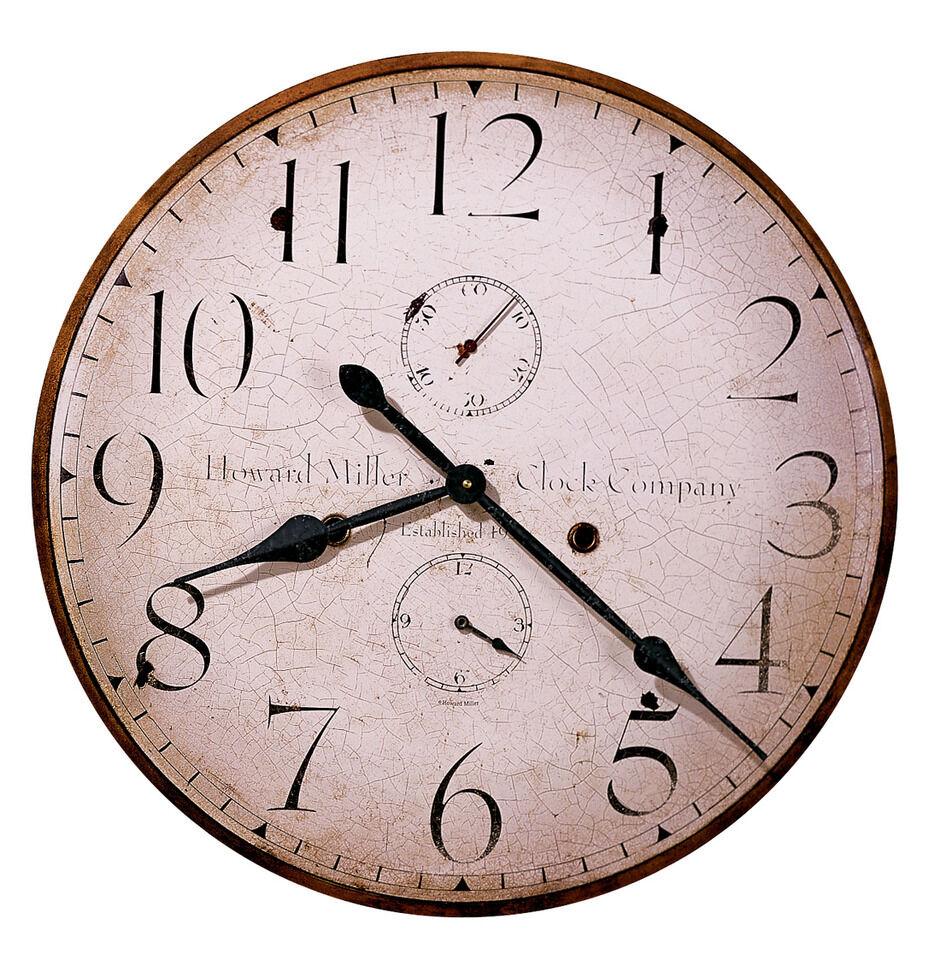 620315 Howard Miller Original Iv Wall Clock Id 580 020867203154 Ebay