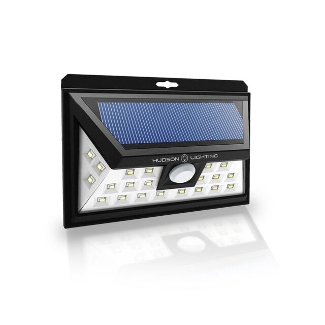 Wide Solar LED Light Outdoor Garden Waterproof Wireless Security Motion  Detector