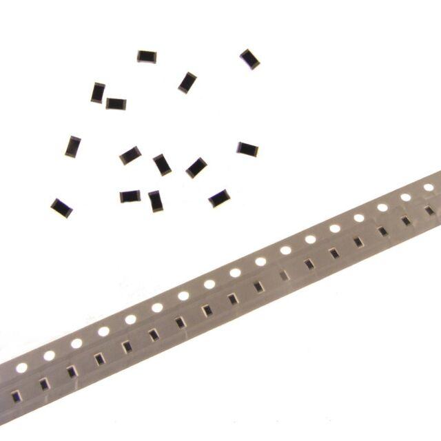 100 SMD Widerstand 100Ohm RC0603 1/10W chip resistors 0603 100R 0,1W 1% 076610