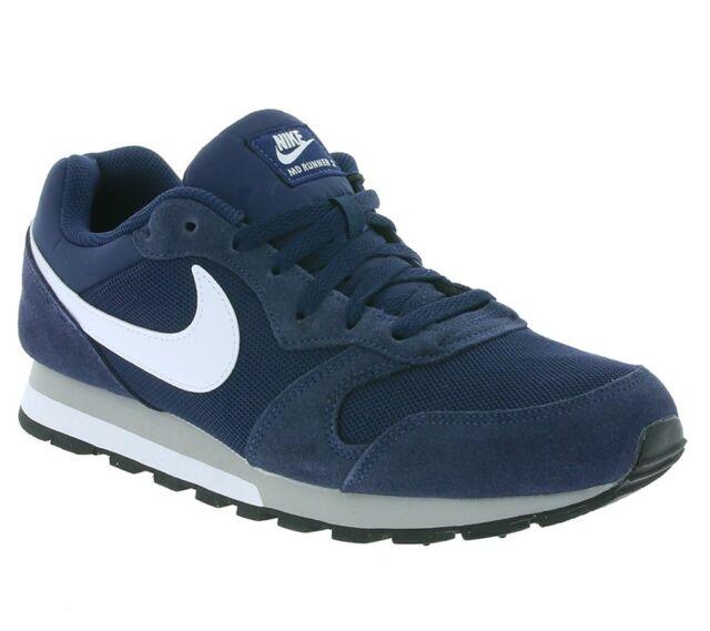 Nike Md Runner 2 Men's Running Shoe Athletic Sneakers 749794-410