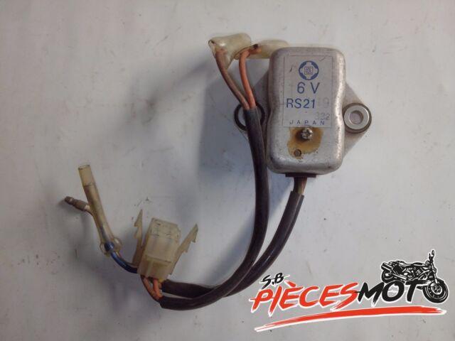 Régulateur Rs21 RS 21 6v 6 Volt Kawasaki | eBay