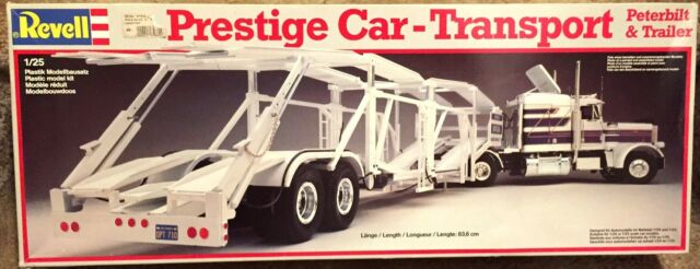 Peterbilt 387 Model Tractor Trailer, Silver - Jada Toys ...  Peterbilt Model Car