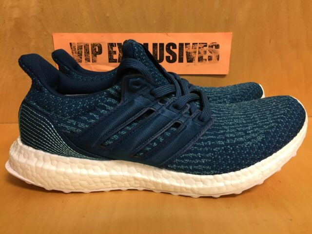 Adidas Ultra Boost Parley m 3.0 Navy Blue Ocean 2017 UltraBoost BB4762  LIMITED