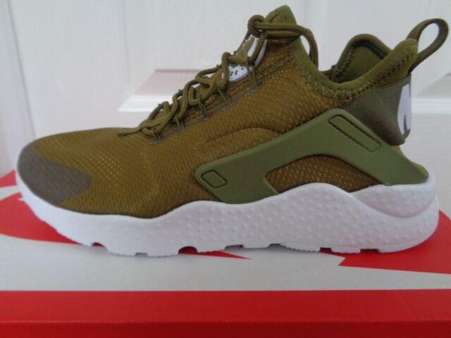 Nike Air Huarache Run Ultra Wmns Scarpe Da Ginnastica 819151 302 UK 6.5 EU 40.5 US 9 Nuovo Scatola