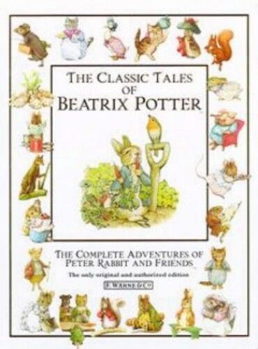 Classic Tales of Beatrix Potter by Potter, Beatrix 0723242208 The Cheap Fast