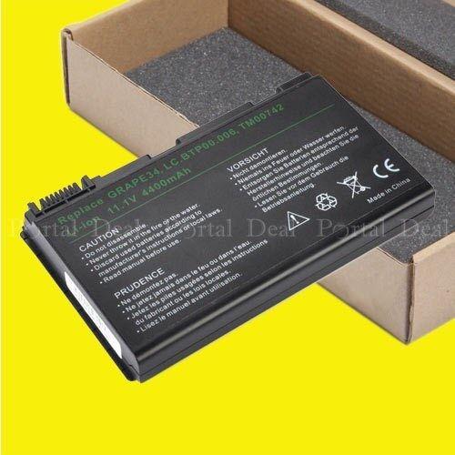 battery for acer extensa 5630g 7220 7620 7620g tm00751 ebay rh ebay com Acer Veriton 7500 Acer Extensa Logo