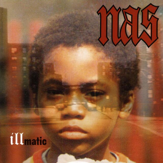 Nas - Illmatic (Explicit) - Vinyl LP *NEW & SEALED*