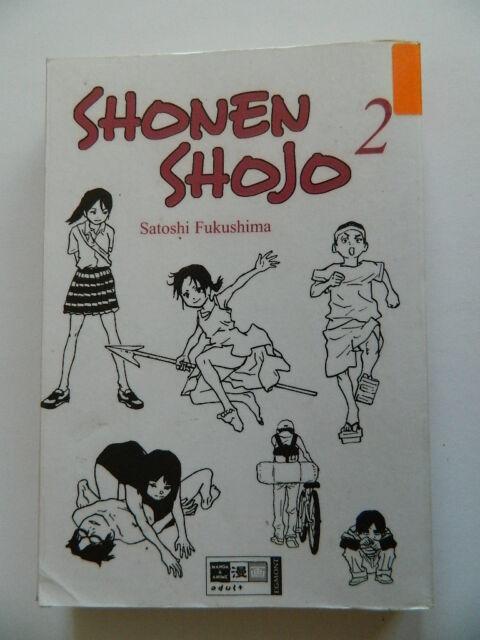 Shonen Shojo Band 2   Fukushima, Satoshi  Egmont EHAPA 2006  9783770464326