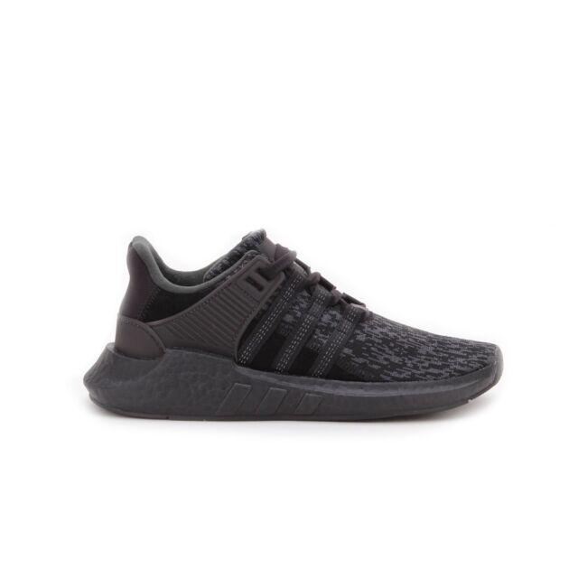 Adidas eqt SOSTEGNO 93/17 Nero Mono Scarpe da ginnastica