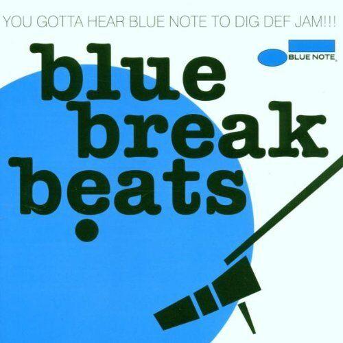 Various - Blue Break Beats Vol.1  CD  Blue Note