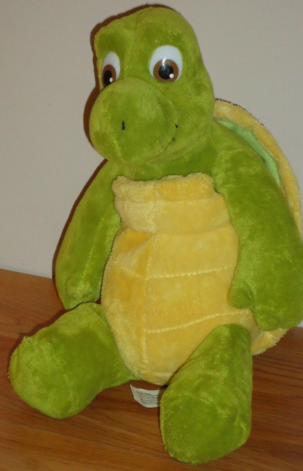 Uncategorized Verne The Turtle kohl s cares for kids over the hedge 11 verne plush toy ebay