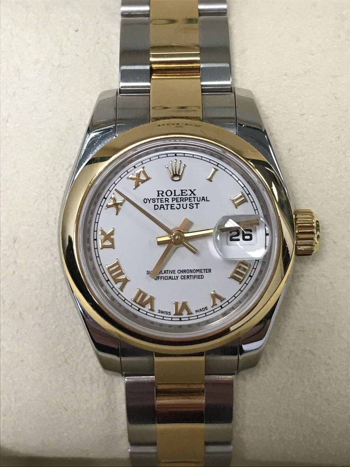 Rolex Datejust Women