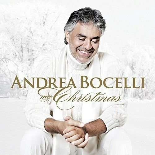 Andrea Bocelli - My Christmas [New Vinyl]