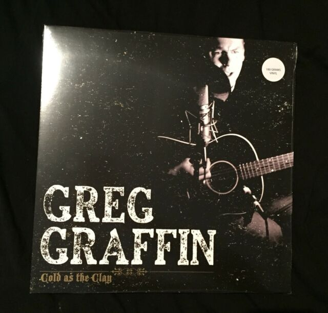 (New) Greg Graffin - Cold As The Clay LP 180 Gram [Sealed Vinyl Record]