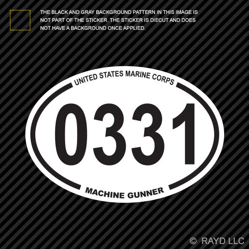 usmc 0331