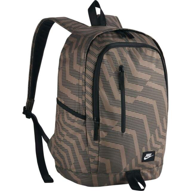 Nike All Access Soleday Black Backpack Rucksack Sports 25l Inter Laptop  Sleeve Khaki. About this product. Men s Nike All Access Soleday Backpack  Rucksack ... 1c8da29a4f9ea