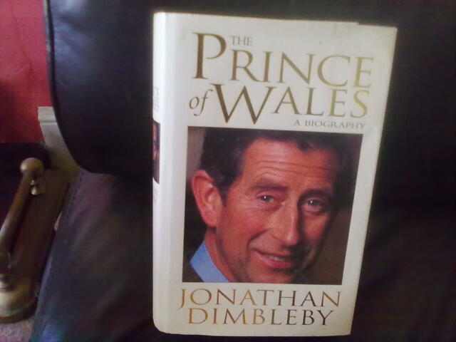The Prince of Wales-Jonathan Dimbleby Hardback English Biography Little,Brown