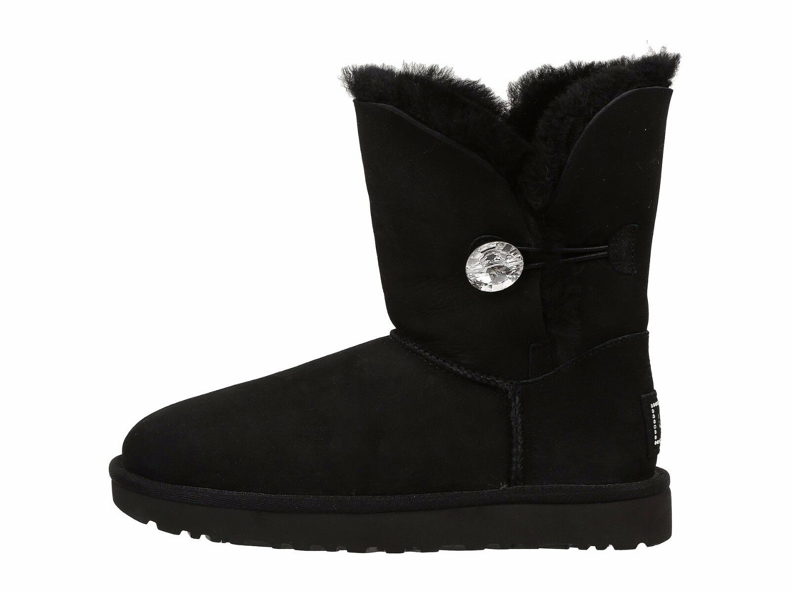 UGG BAILEY - Winter boots - black T7m0HaD