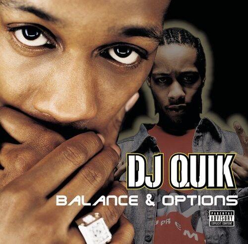DJ Quik - Balance & Options [New CD]