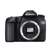 Canon EOS 70D 20.2 Megapixels Digital Camera  Bla...