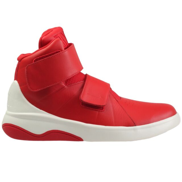 New Nike Sz 10 Men's MARXMAN Unvrsty Red/White (832764 600)