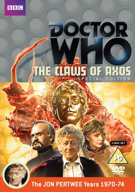 Doctor Who: The Claws of Axos (Special Edition) [DVD] 2 Disc edition Jon Pertwee