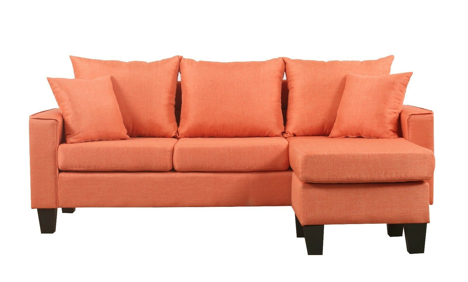 small space sectional sofa. Picture 1 Of 5 Small Space Sectional Sofa