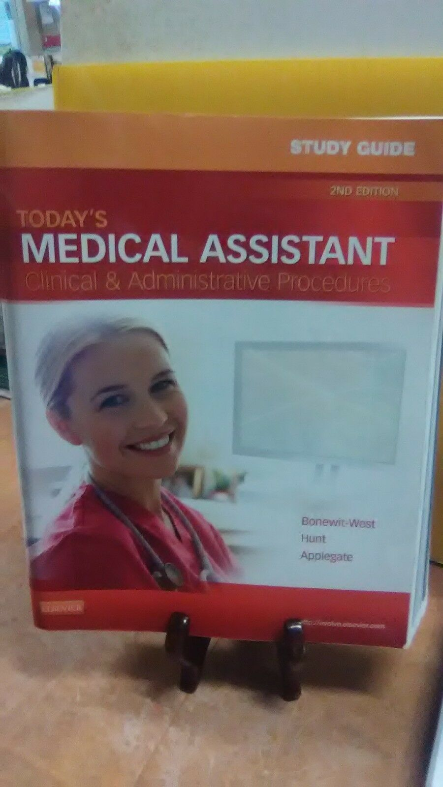Study Guide for Today's Medical Assistant : Clinical and Administrative  Procedures by Sue Hunt, Edith Applegate and Kathy Bonewit-West (2012,  Paperback) | ...