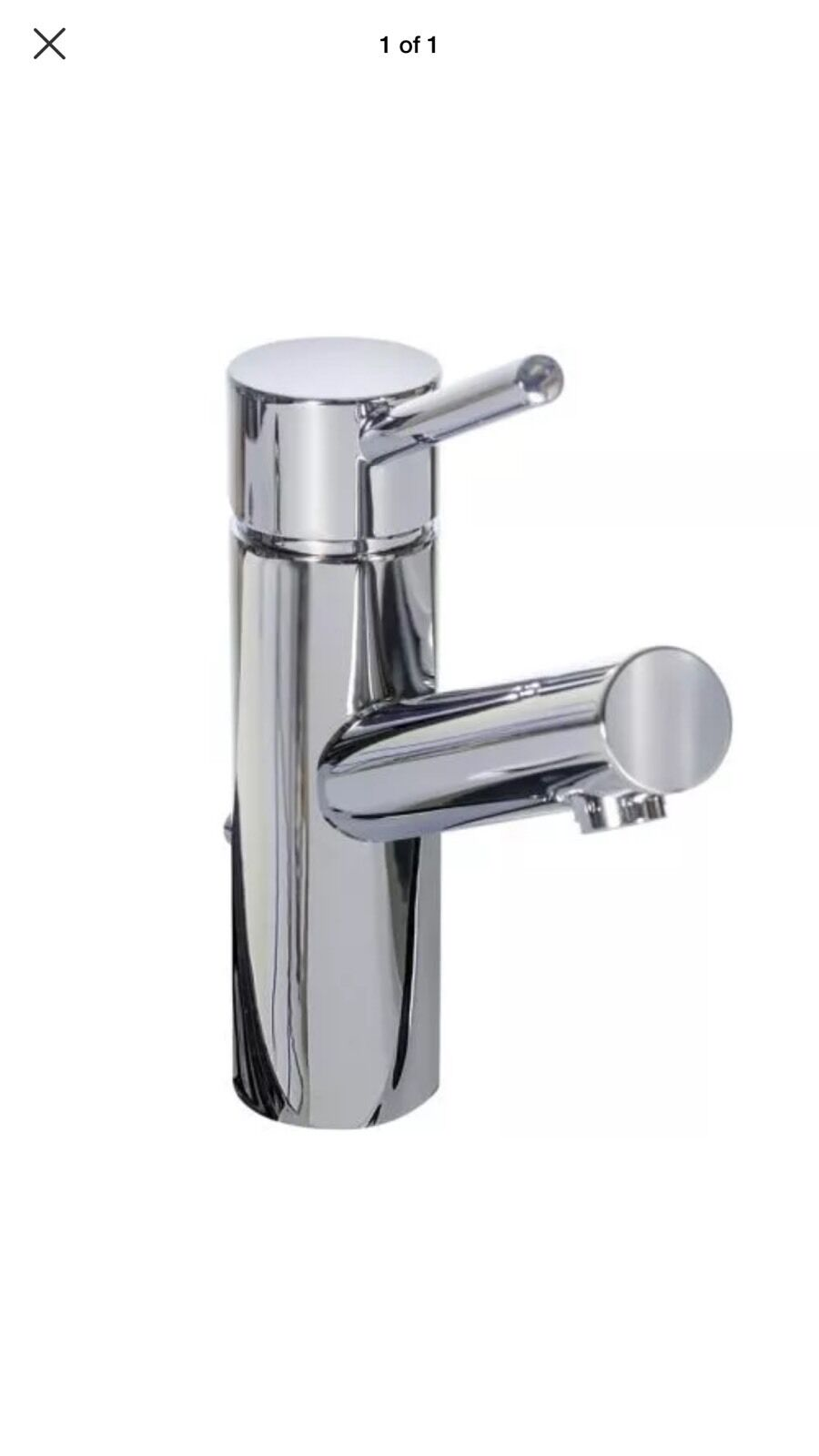 Miseno Ml102 Bracciano Single Hole Bathroom Faucet With Matching Pop ...