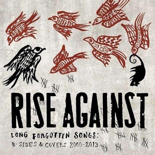 RISE AGAINST / LONG FORGOTTEN SONGS - B-SIDES & COVERS 2000-2013 * NEW CD * NEU