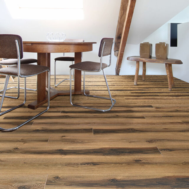 Laminate Flooring 12mm Thick Part - 32: Balterio Laminate Flooring 12mm Thick Bongo Oak 967 Job Lot Available  Discount